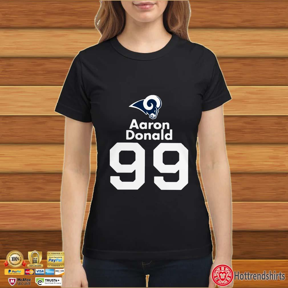 Aaron Donald no 99 Shirt
