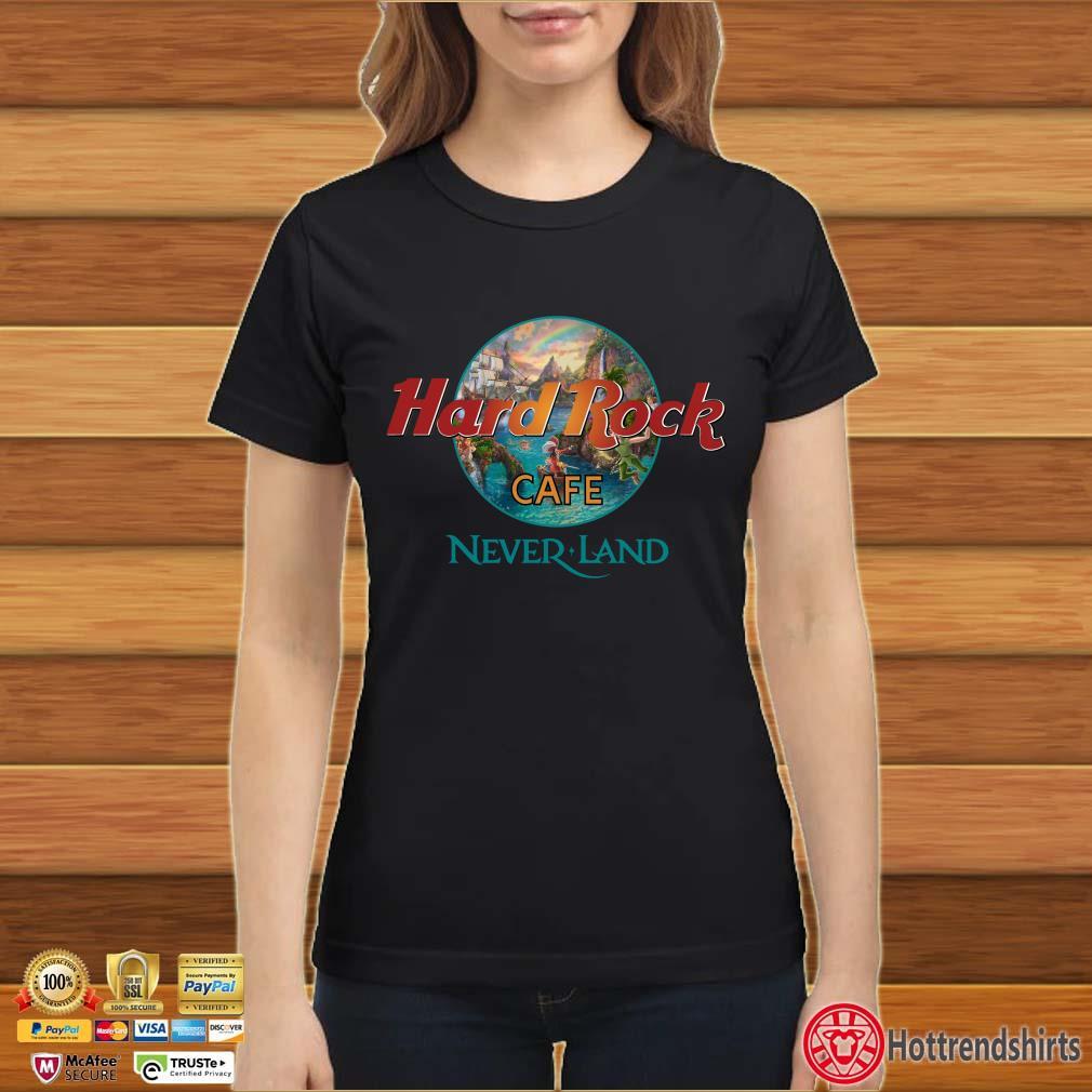 Hard Rock Cafe Neverland Shirt