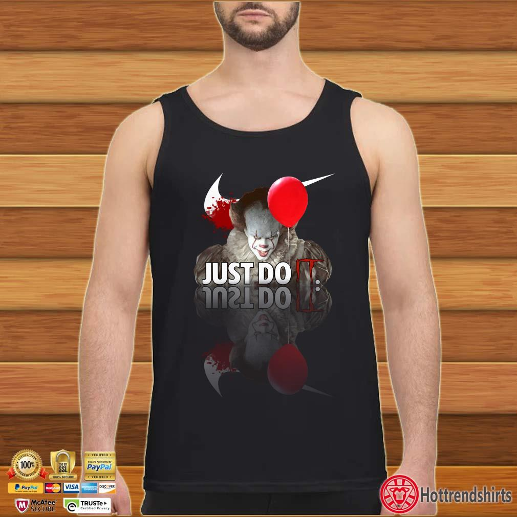 IT Pennywise Nike Just Do It Shirt