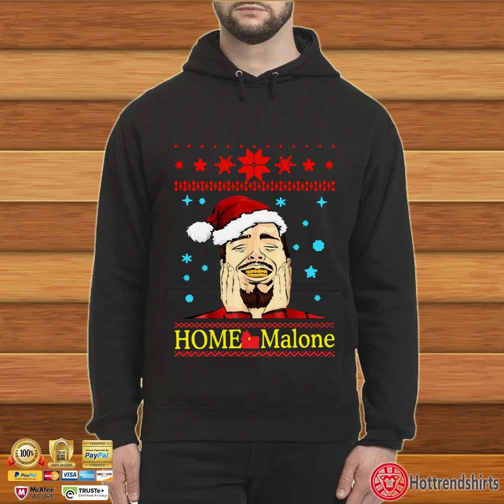 Post Malone Home Malone Christmas 2019 Shirt, Hoodie