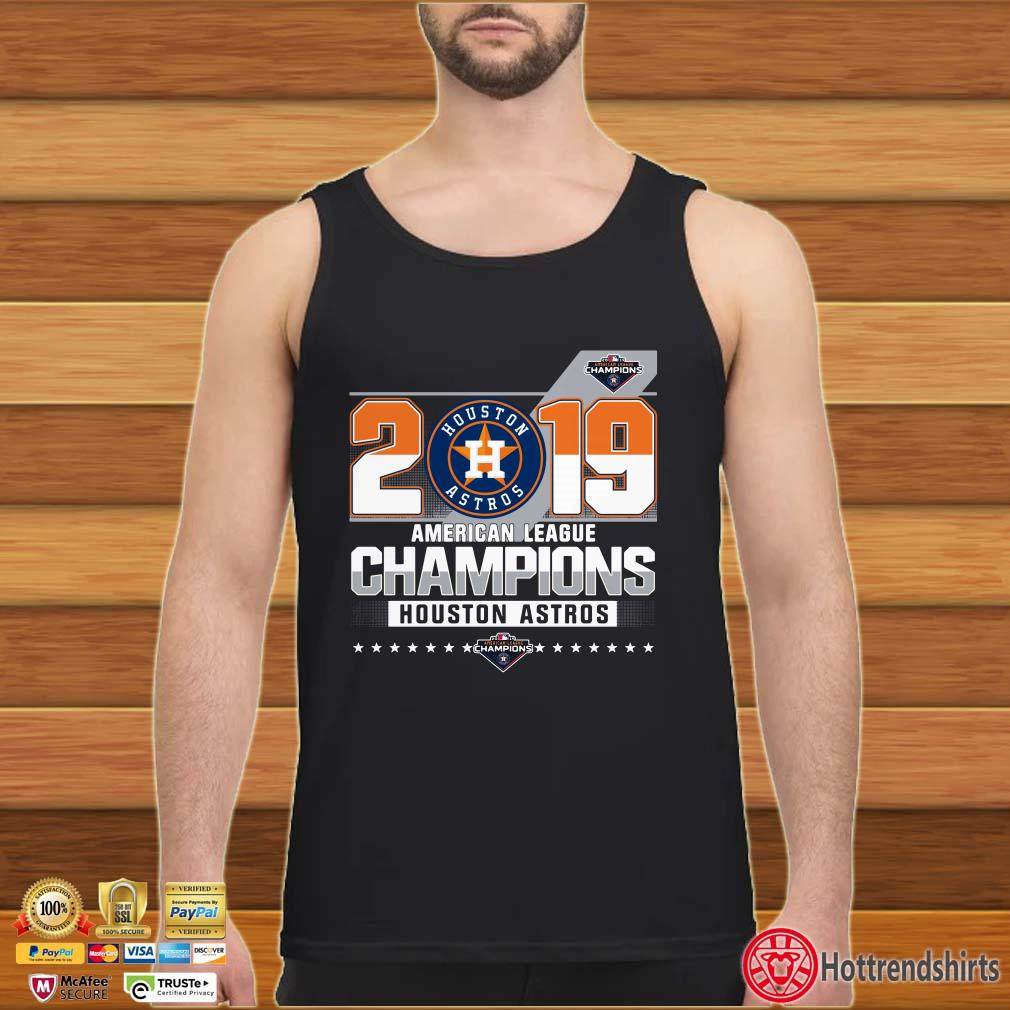 2019 American League Champions Houston Astros Shirt