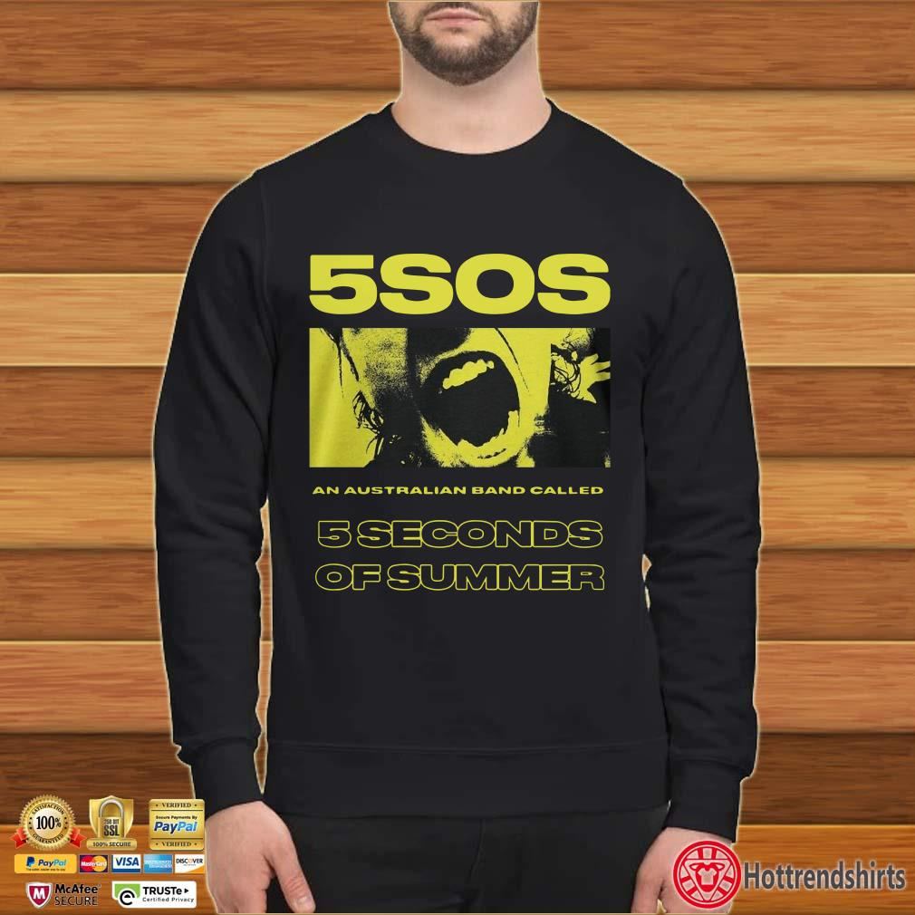 5sos An Australian Band Called 5 Seconds Of Summer Shirt