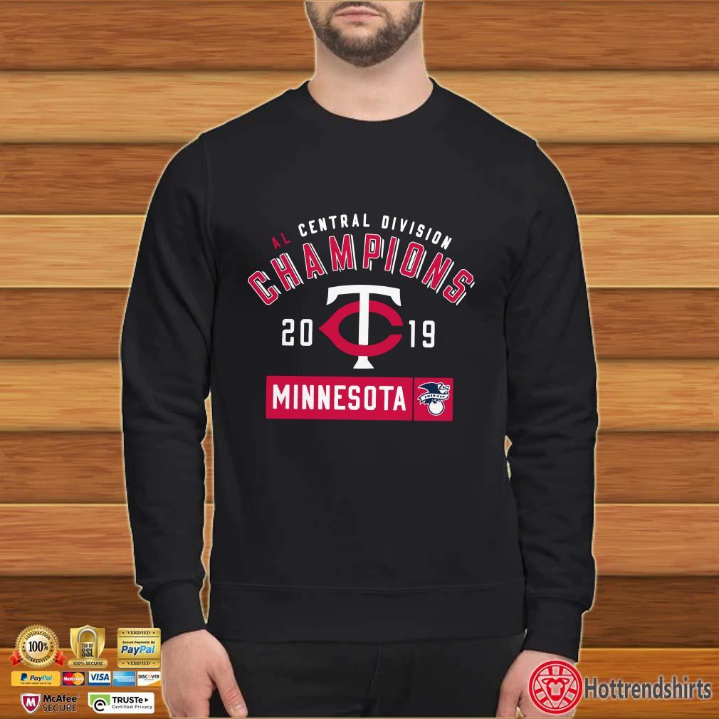 Al Central Division Champions 2019 Minnesota Shirt