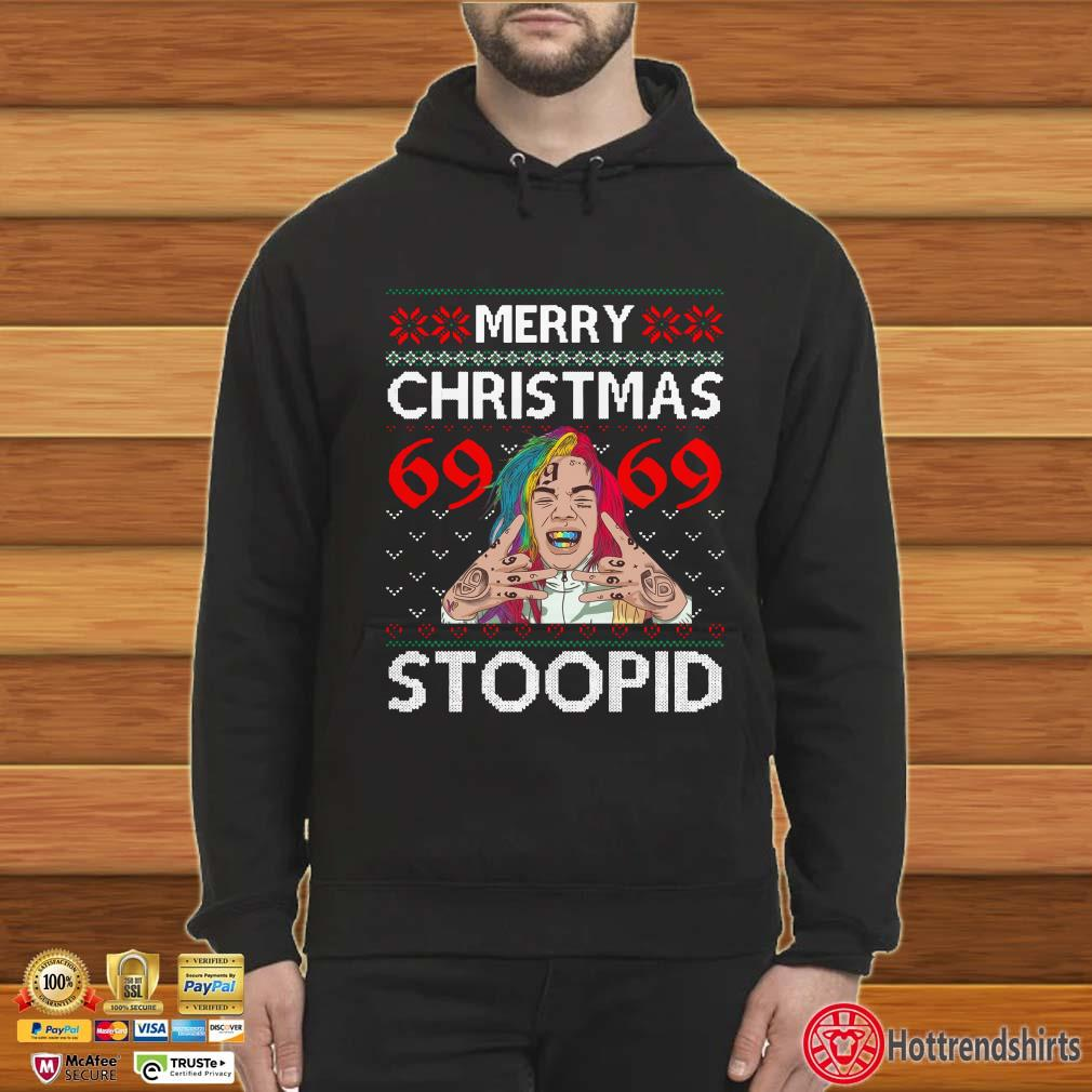 Christmas 6969 Stoopid Christmas Sweatshirt