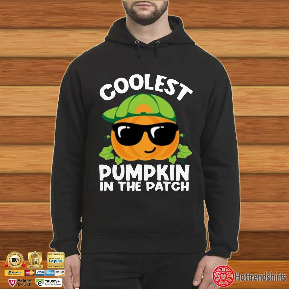 Coolest Halloween In The Patch Halloween Shirt