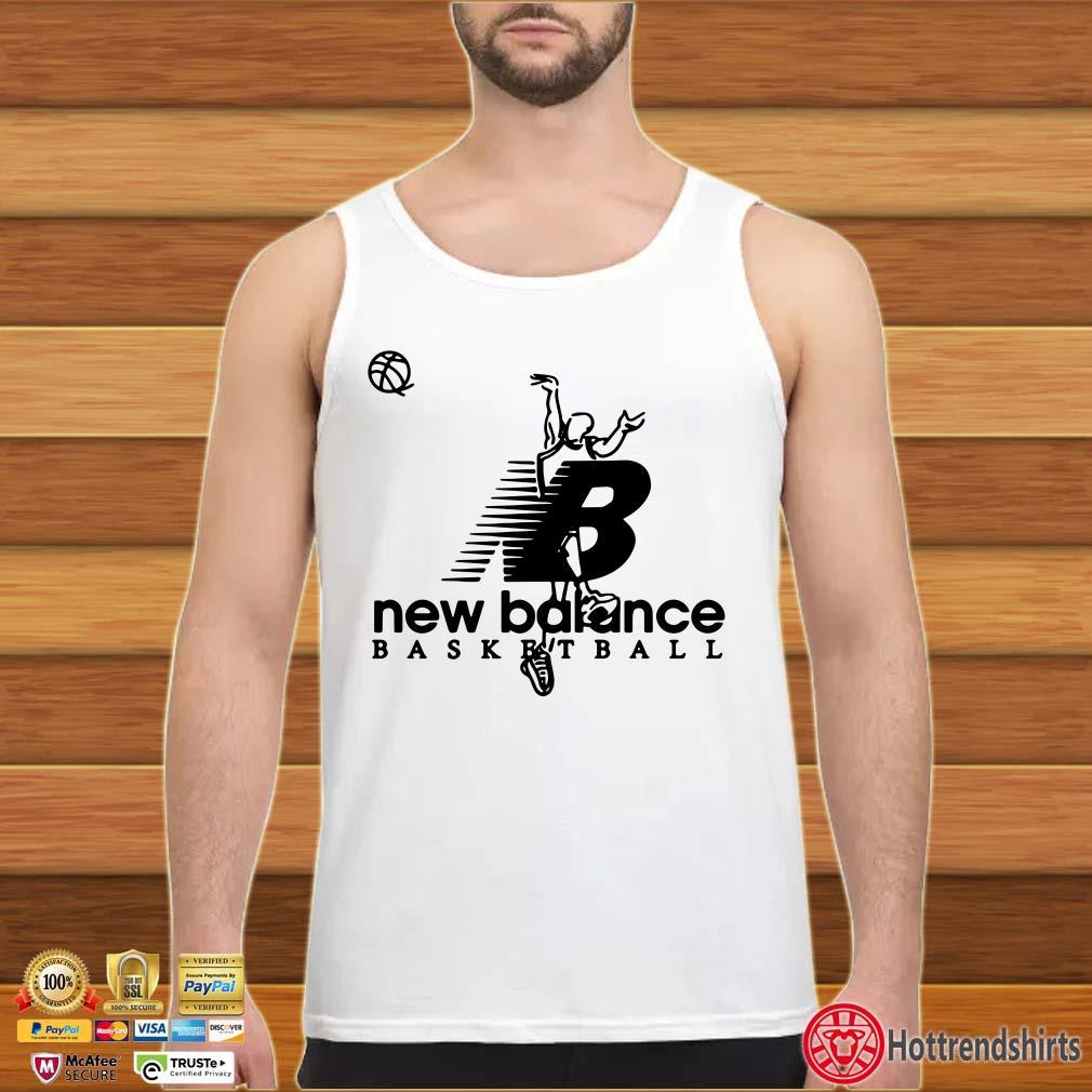 New Balance Kawhi Leonard Shot Basketball Shirt
