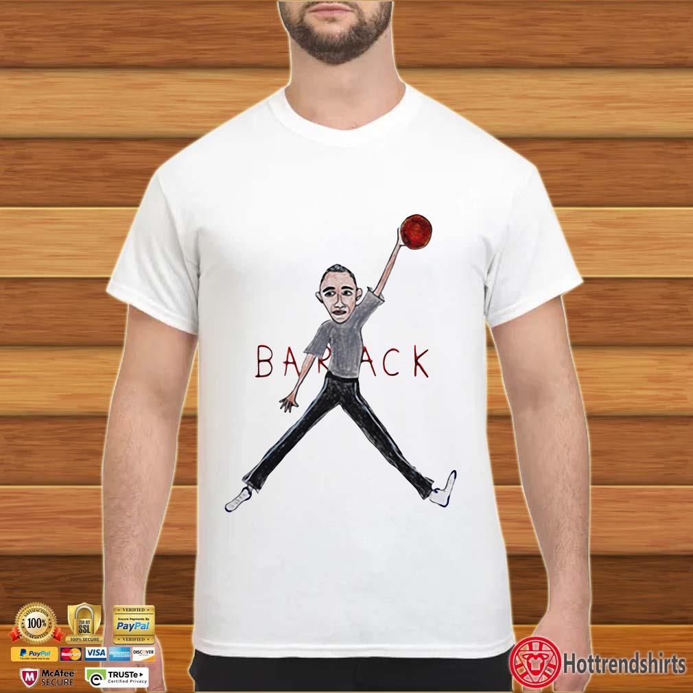 Air Barack Kemba Walker Shirt