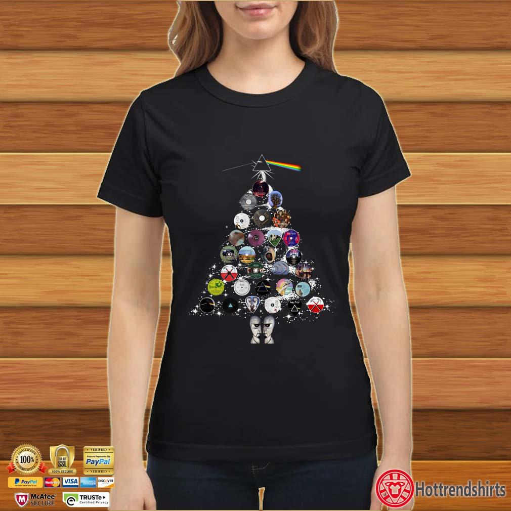 Albums Pink Floyd Christmas tree shirt