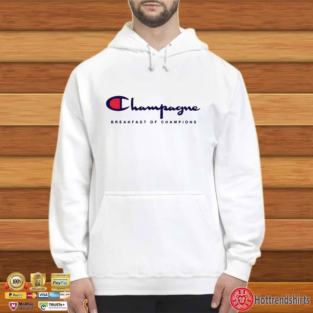 Parity Champagne Champion Logo Sweatshirt Up To 60 Off [ 1010 x 1010 Pixel ]