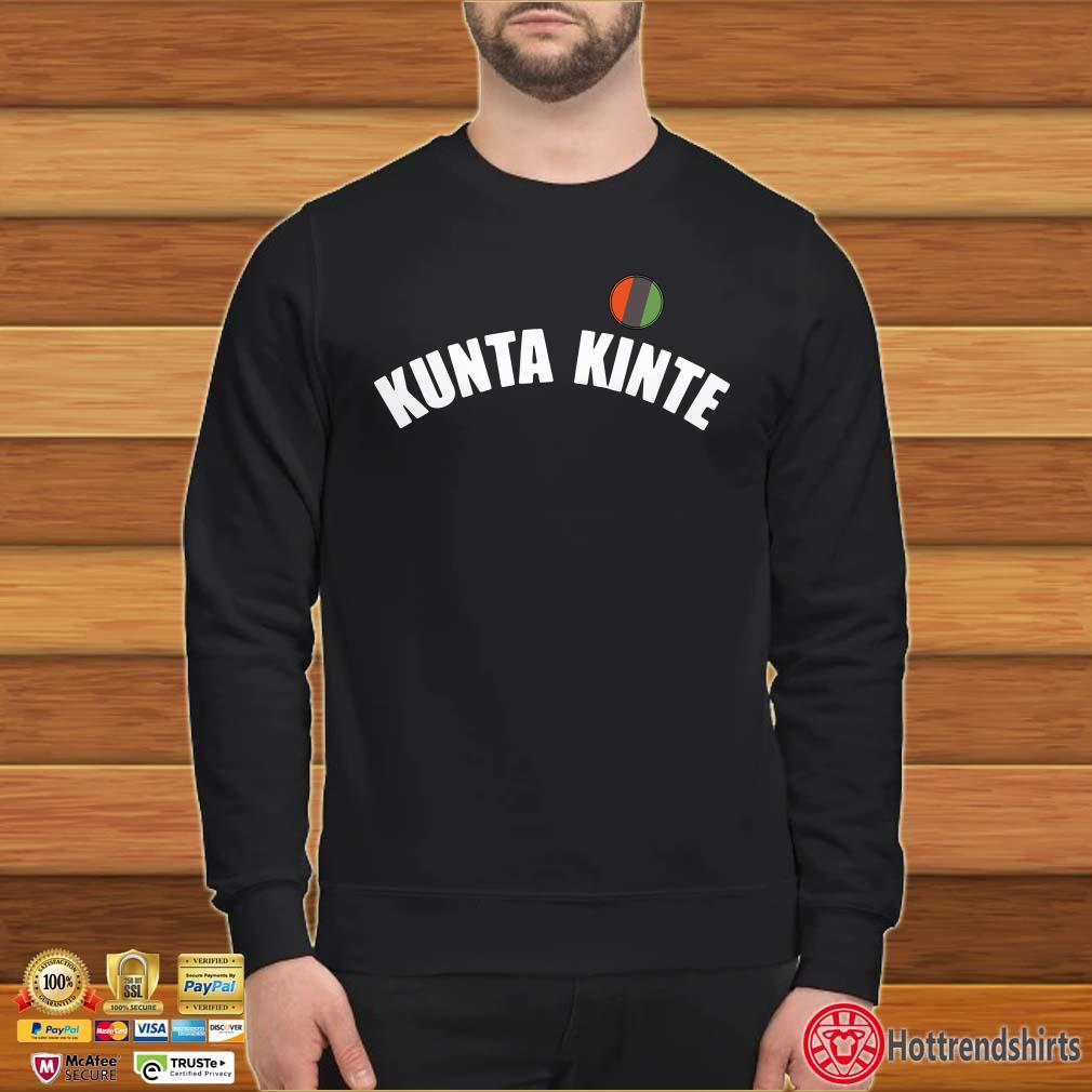 Colin Kaepernick Kunta Kinte Shirt