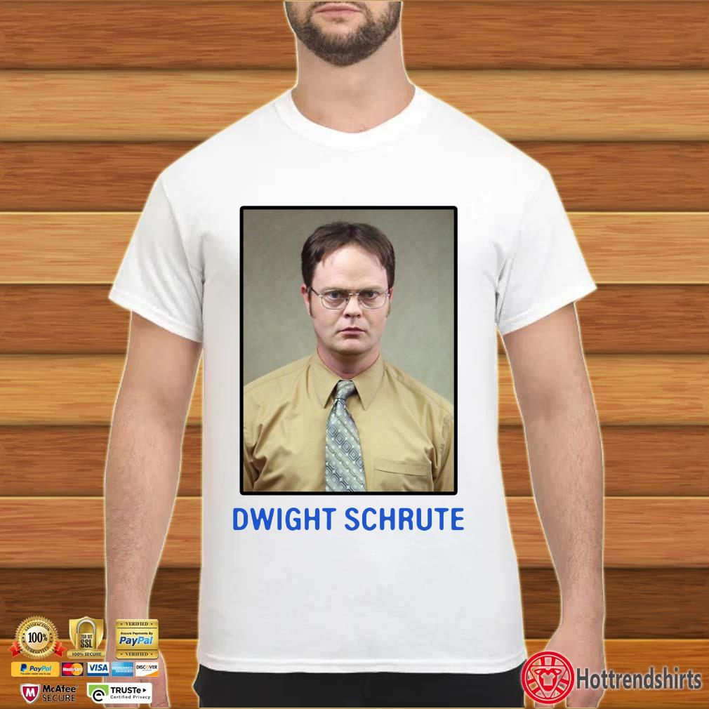Determined Worker Intense Good Worker Hard Worke Dwight Schute Shirt