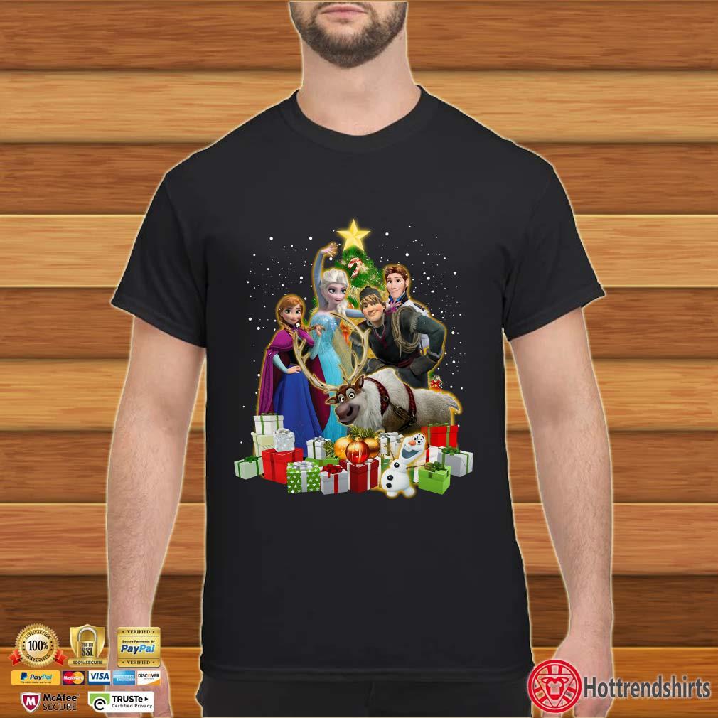 Disney Frozen Christmas Shirt