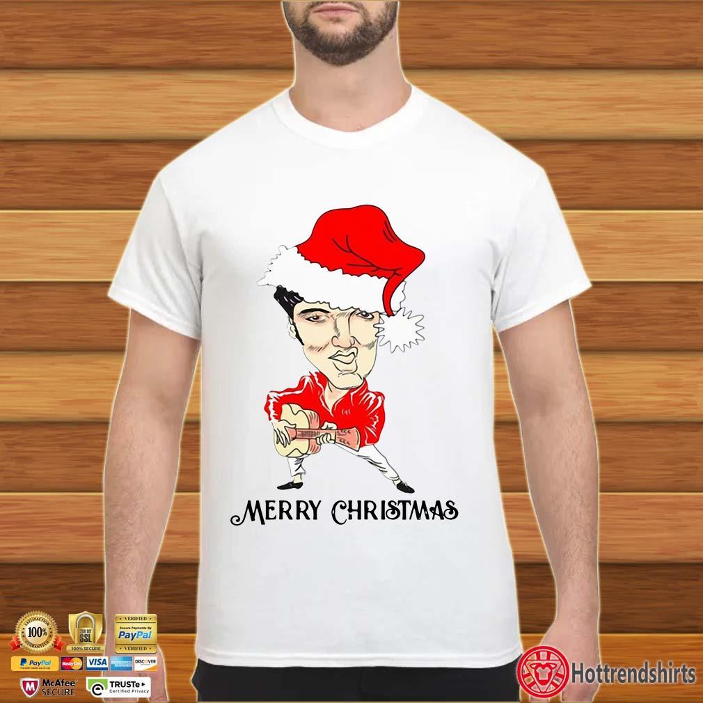 Elvis Presley Merry Christmas Shirt