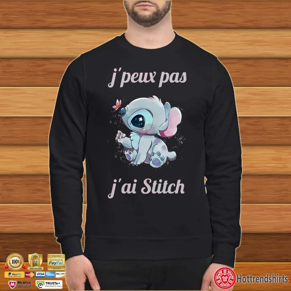 J'peux Pas J'ai Stitch Shirt