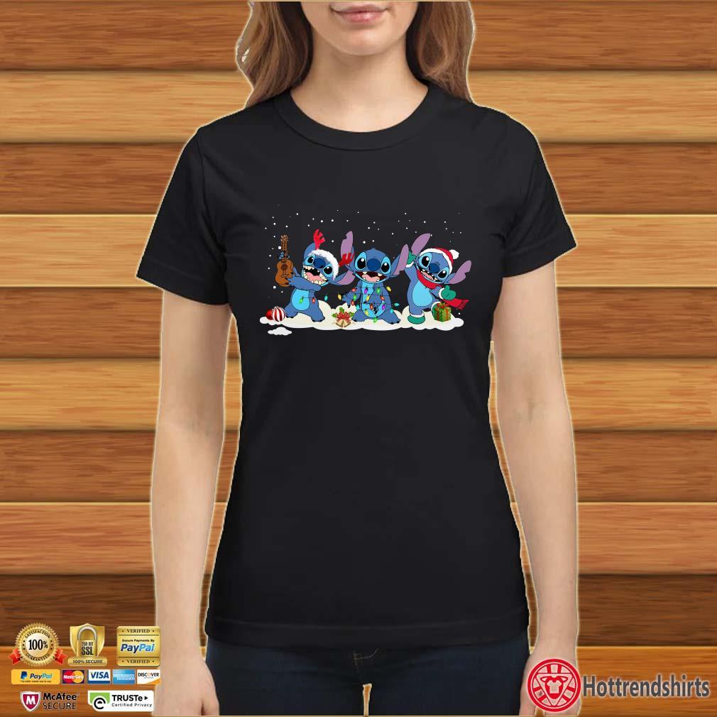 Three Stitch Light Christmas Shirt
