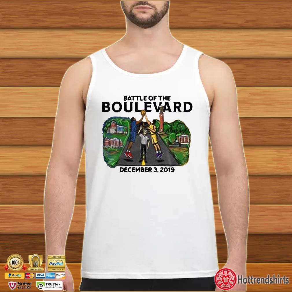 Battle of The Blvd Dicember 3,2019 Shirt