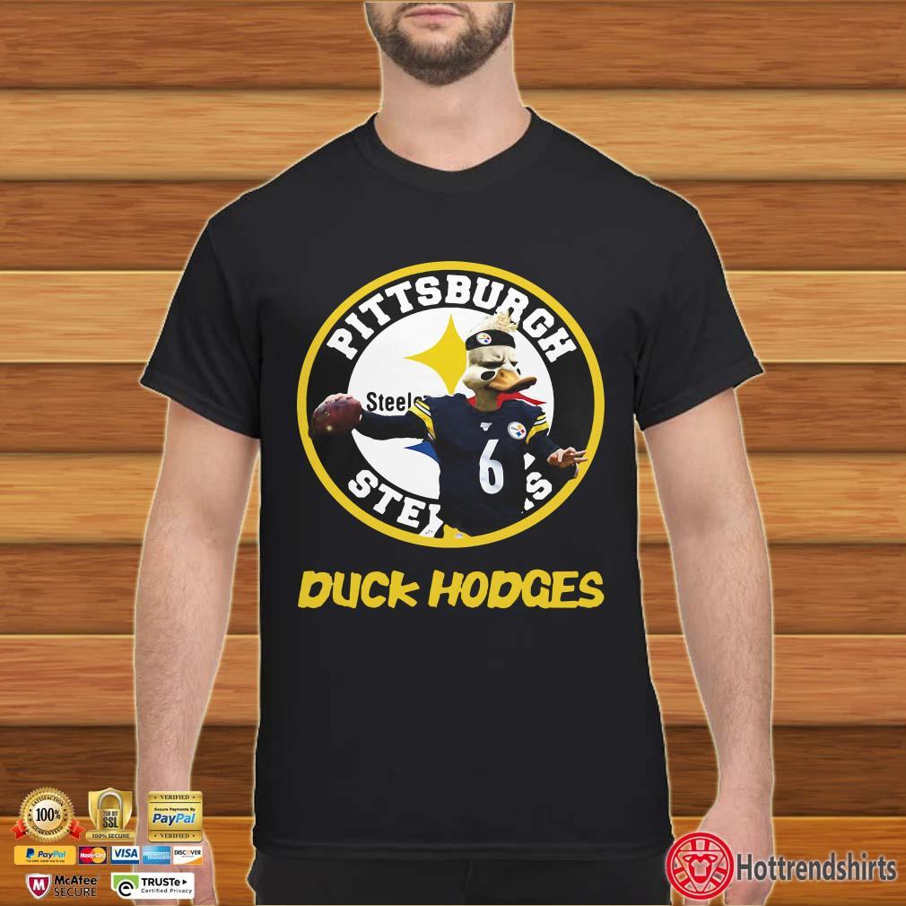 Duck Devlin Hodges leads Pittsburgh Steelers Shirt