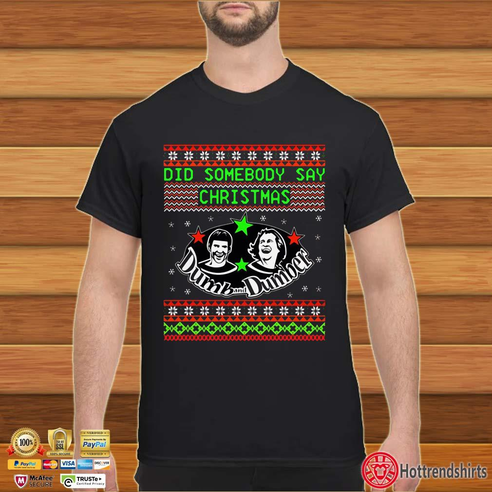 Dumb and Dumber Ugly Christmas 2020 Shirt