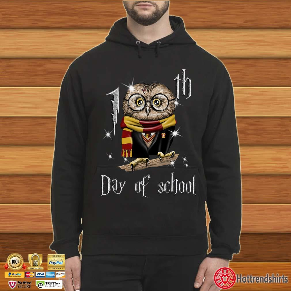 Harry Potter 100th Day Of School Owl Hogwart Shirt