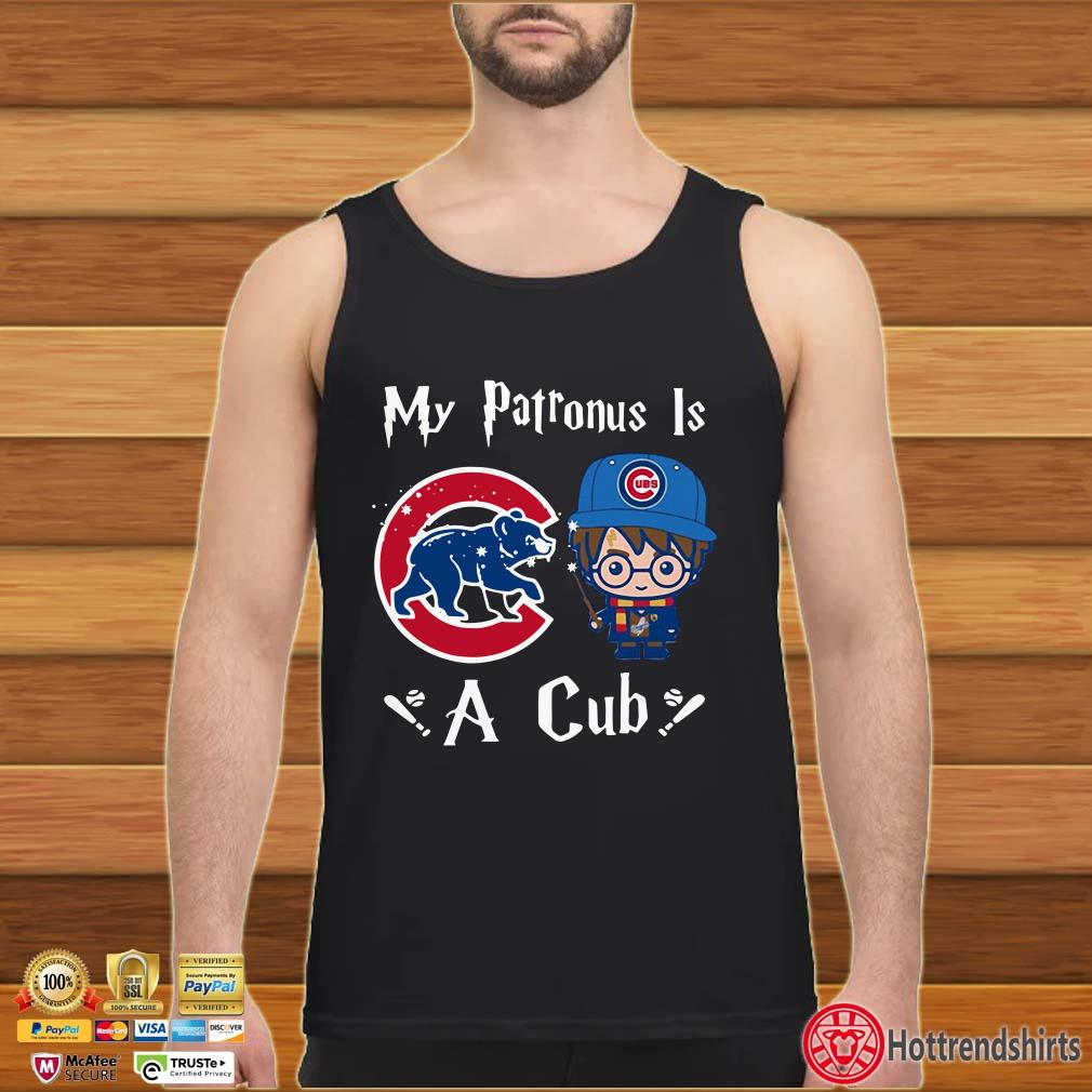 Harry Potter Chicago Bears My Patronus is a Cub Shirt