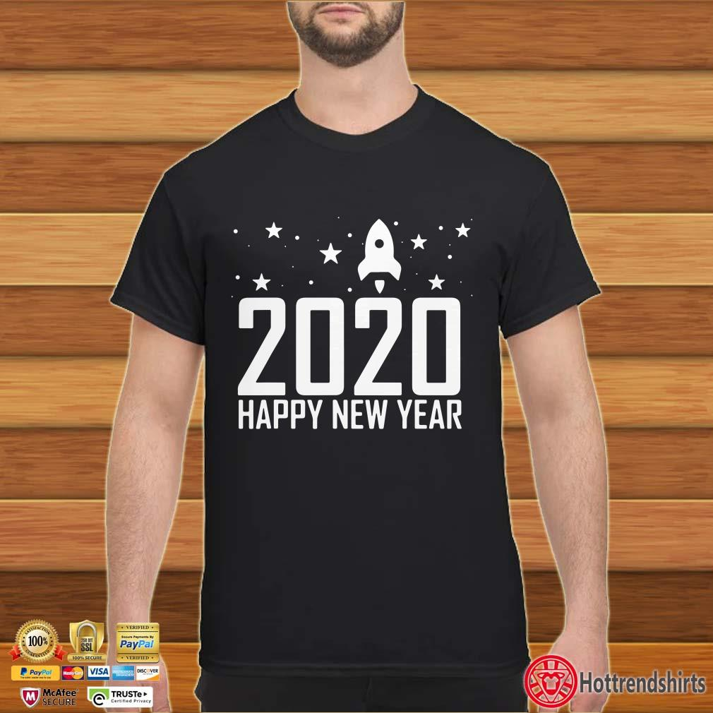 Merry Christmas and Happy New Year 2020 Shirt