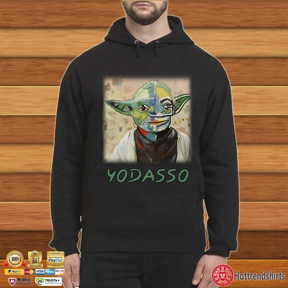 The Mandalorian Baby Yoda Yodasso Shirt