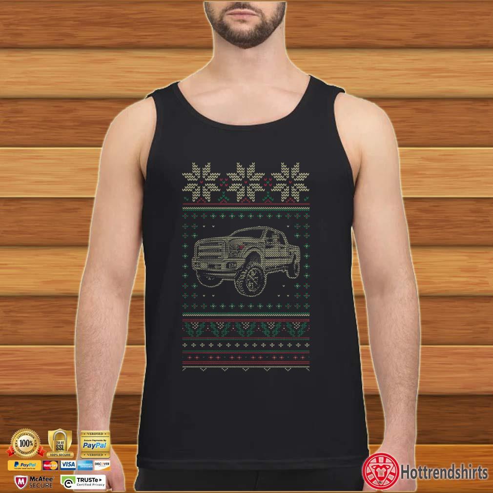 Truck Ugly Christmas Shirt