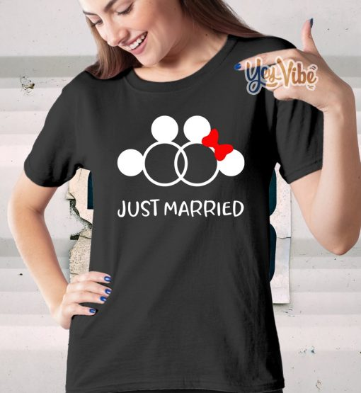 Valentine's Shirt Mickey Minnie Couples shirt