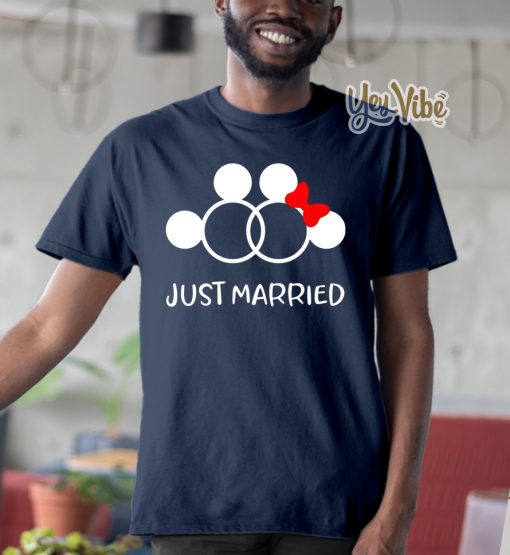 Valentine's Shirt Mickey Minnie Couples T-shirts