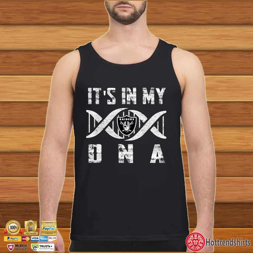Christmas It's In My DNA Football Oakland-Raider Fans Club Shirt