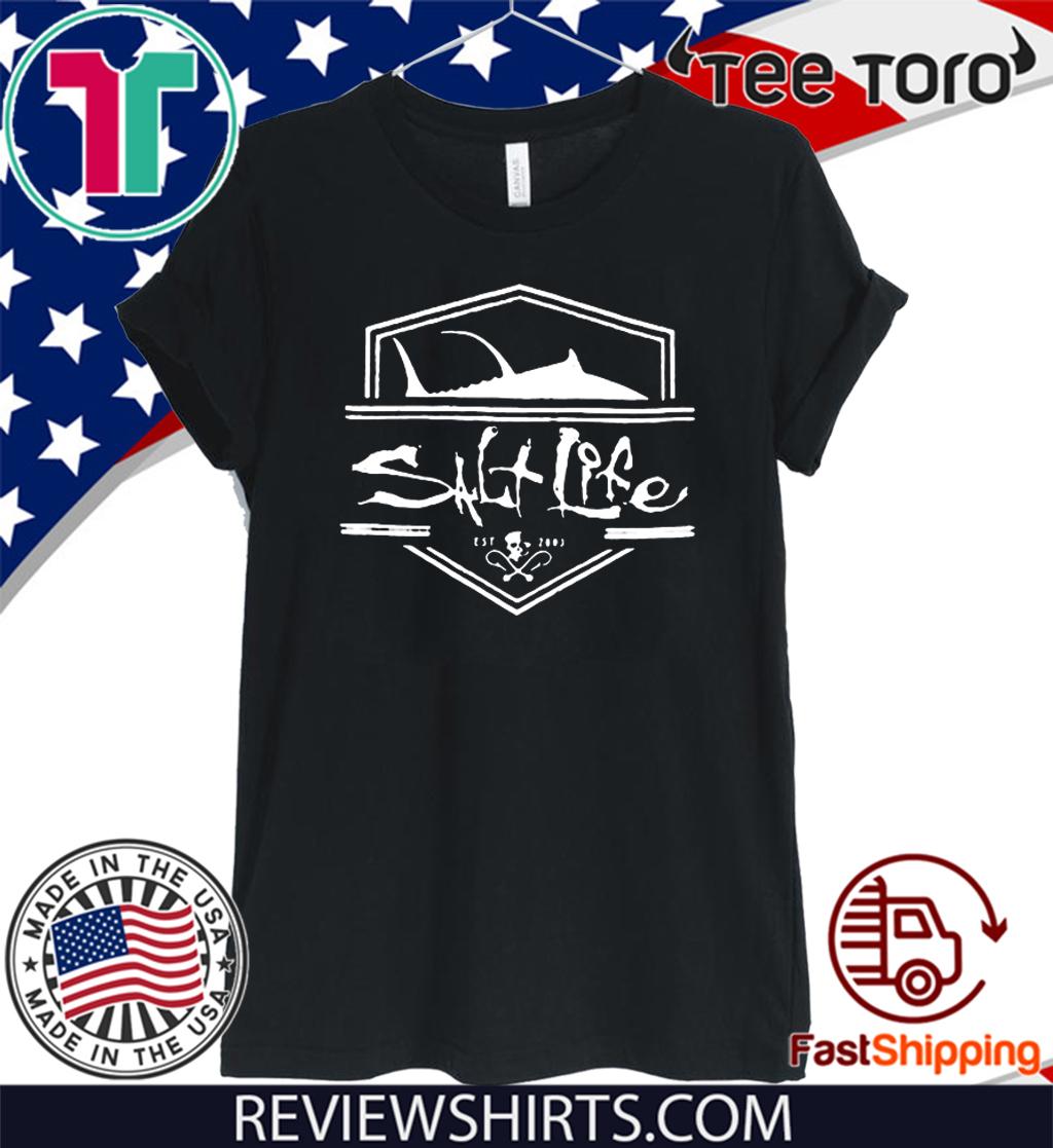 1-19 – Salt Life Hot T-Shirt