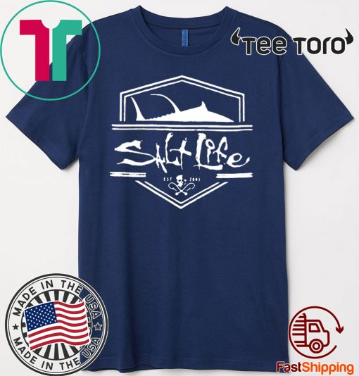 1-19 – Salt Life Hot T-Shirt