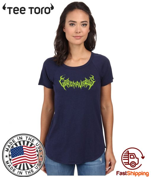 2020 Coronavirus World Tour Limited Edition T-Shirt
