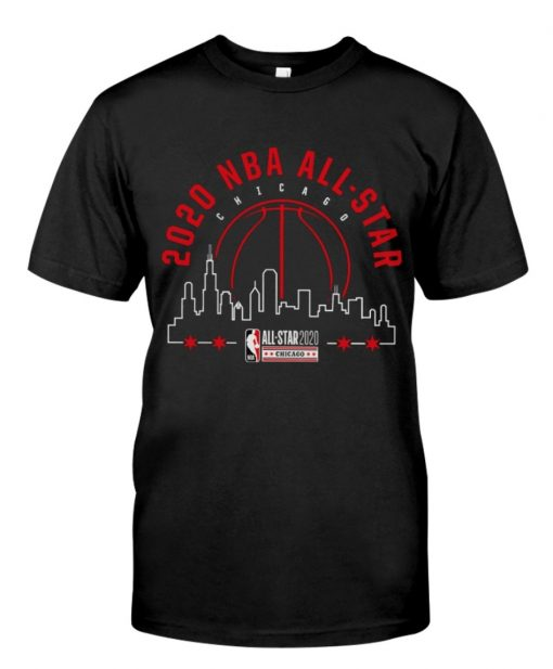 2020 NBA All-Star Black Got The Skills Shirt