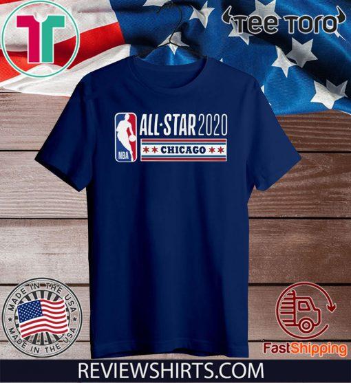 2020 NBA All-Star Game Super 2020 T-Shirt
