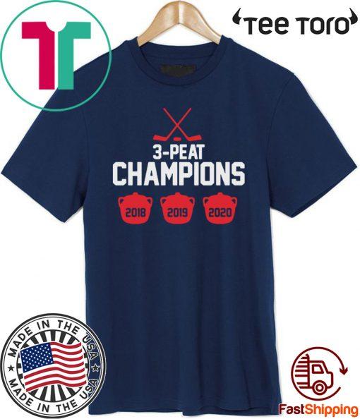 3-Peat Champs Original T-Shirt
