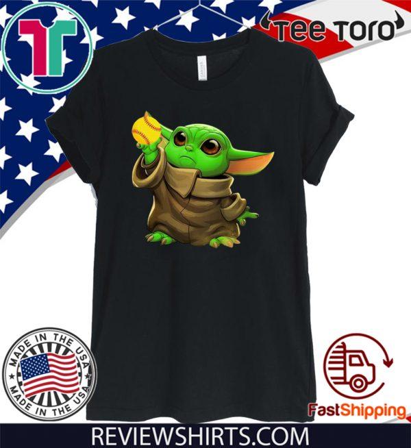 Baby Yoda Baseball Limited Edition T-Shirt