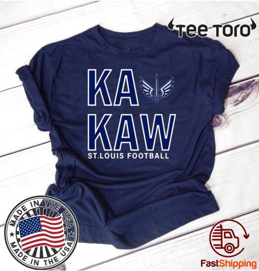 BattleHawks Ka Kaw St Louis 2020 T-Shirt