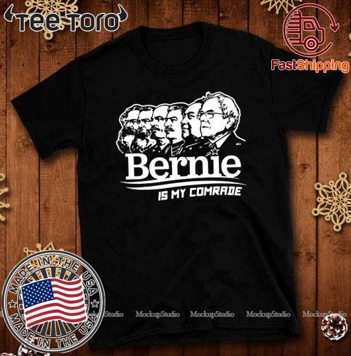 Bernie Sanders Communist Official T-Shirt