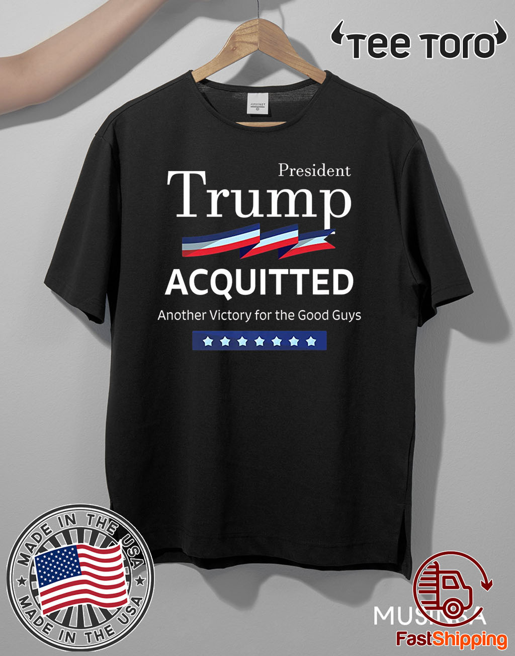 President Trump Acquitted Victory Funny Acquittal Pro Trump