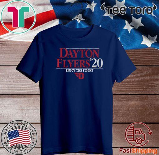 2020 Dayton Flyers Official T-Shirt