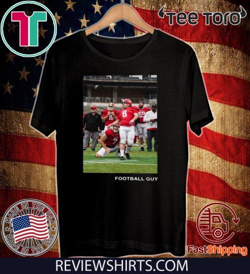 Football Guy PFT Commenter XFL For T-Shirt