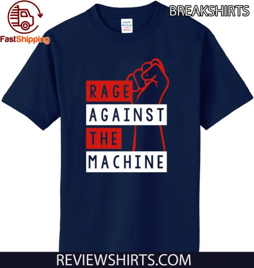 Rage Against The Machine Official T-Shirt