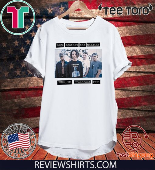 Rage Against the Machine Limited Edition T-Shirt