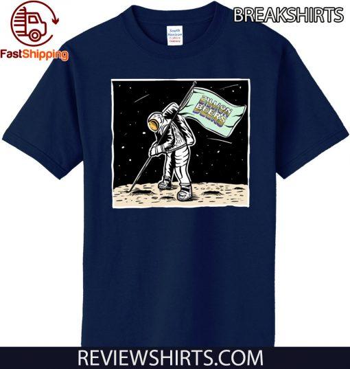 Zillion Beers Moon Man 2020 T-Shirt