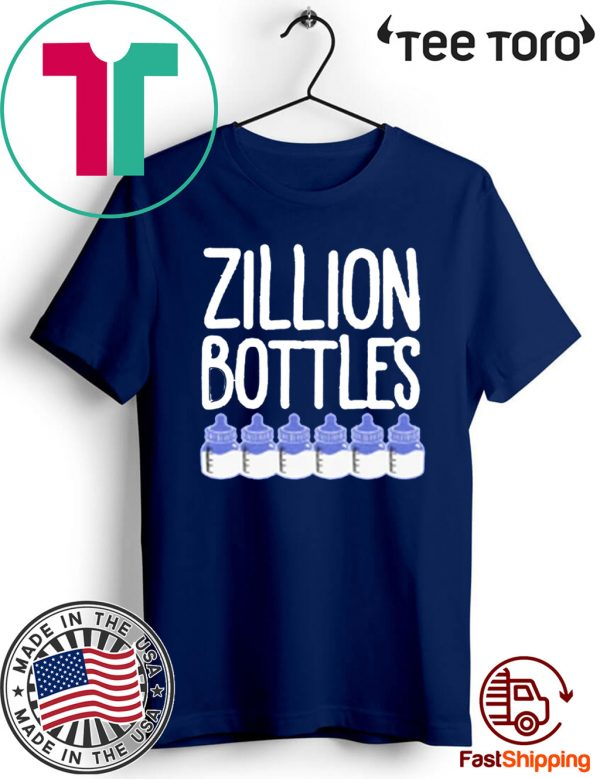 Zillion Bottles Onesie 2020 T-Shirt