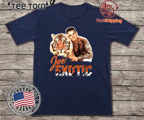 #JoeExotic2020 - Joe Exotic Merchandise Shirt