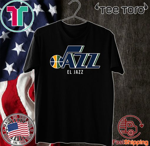 Allbluea El jazz T-Shirt