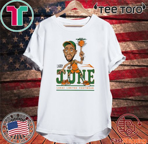 Larry June Lakai Limited Footwear Official T-Shirt
