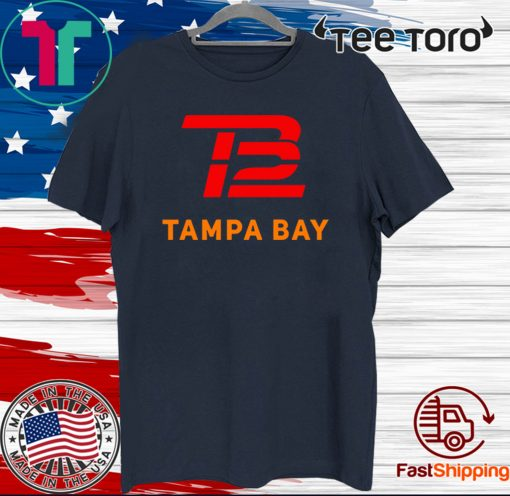 Tb12 Tampa Bay 2020 T-Shirt
